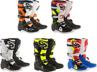 Alpinestars Youth Tech 7S Boots - Dirtbike