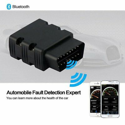 Wireless Bluetooth ELM327 OBD2 Car Scanner Android Torque Auto Scan Tool KW902