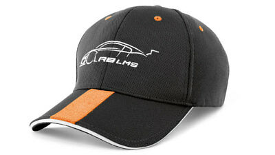 New with Tags Genuine Audi R8 LMS Baseball Cap Grey/Orange