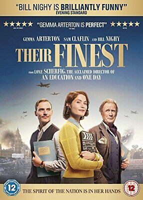 Their Finest [DVD] [2017] - DVD  QMVG The Cheap Fast Free Post