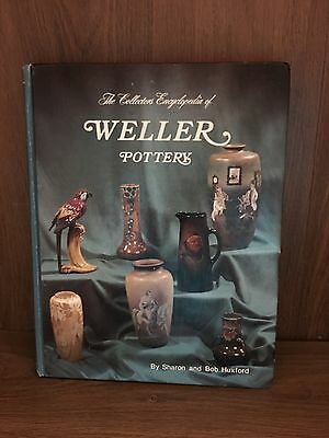 1979 Collectors Encyclopedia of WELLER POTTERY Pictorial 375 pg VASES