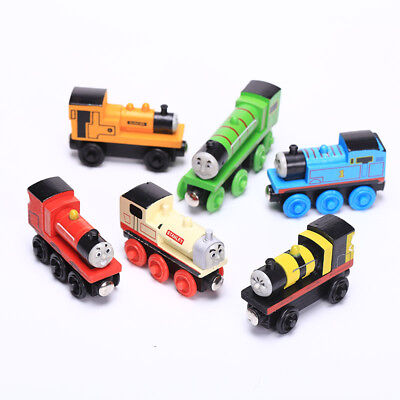 Thomas & Friends Mighty Mac Magnetic Wooden Train Classic Toy Cute High Quality