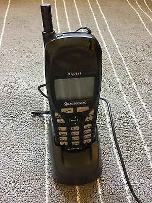 Vintage Audiovox Digital Wireless Cellphone From The '90s