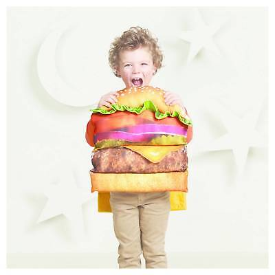 Toddler Burger Costume - Hyde and Eek! Boutique™