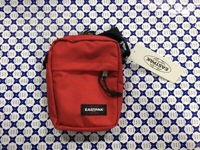 Tracolla Eastpak - The One 3 Tasche - Rosso - EK045