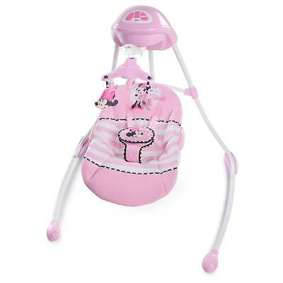 Disney Baby Minnie Mouse Full Size Swing