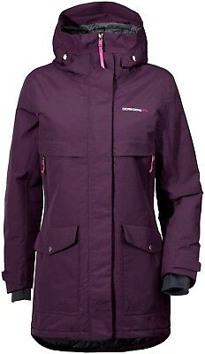Didriksons Frida Women's Parka Damen Art. 501466-373 Purple Gr. 34 - 48 NEU