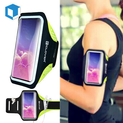 Fr Samsung Galaxy Note 8/S8/S9 Plus Sports Armband Arm Holder Jogging Phone Case