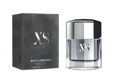 Parfum PACO RABANNE PACO XS EDITION 2018 EDT 100ML Neuf et sous blister