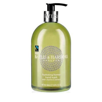 Baylis and Harding Hydrating Honey Hand Wash 500ml