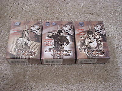 Doomtown Reaping of Souls Whateley's, Coalition, and The Flock starter decks