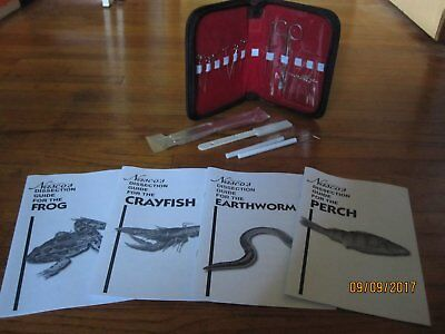 Biology Dissection Set / Kit Used with Sonlight Homeschool