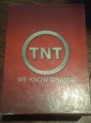 TNT WE KNOW Drama FYC For Your Consideration DVD Set NEW