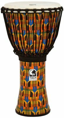 Toca TO803220 - Djembe Freestyle 12, color Kente Cloth