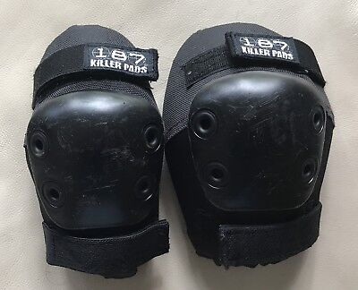 187 Killer Pads Jr Elbow Pads - Guards Elbow Arm Body protective Kids