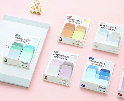 Haftnotizen-Register | Page Marker Register | Sticky Notes, Japan Design