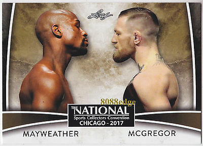 2017 LEAF NATIONAL CONVENTION PROMO: FLOYD MAYWEATHER vs CONNOR McGREGOR #VIP-02