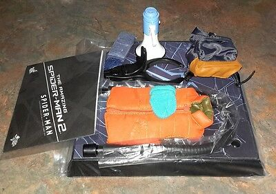 Hot Toys MMS244 Amazing Spider-man 2 Accessories