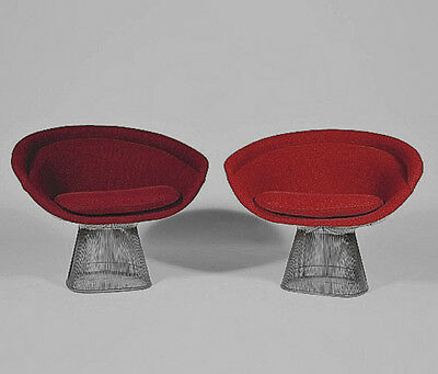 3200$ 27 YARDS 160$/yd KNOLL WOOL SAARINEN EAMES NEUTRA PLATNER BETTER THAN CATO