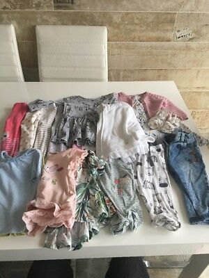 Baby Girl 3-6 Month Bundle Mainly Next