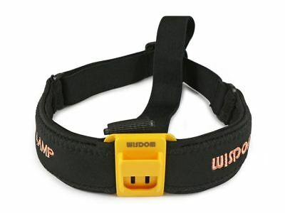 Wisdom Head Strap for KL Series and Cordless 3A / 4A Cap Lamps / Head Torches