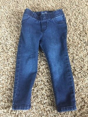 Toddler Girls Old Navy Jeggings Skinny Jeans Size 2T Leggings