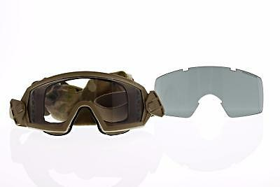 Smith Optics Outside The Wire (Otw) Tactical Goggles Tan
