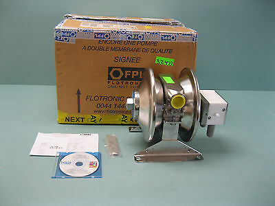 "1-1/2"" Flotronic Pumps 7X566TTPSTRI081 Series 710 Diaphragm Pump NEW P29 (2227)"