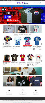 T-Shirt Amazon Affiliate WebSite - 100% Automated - BUY NOW & GET 25 WP Blogs