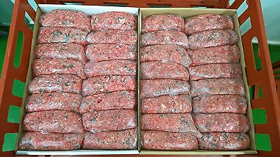 Frozen Minced GreenTripe & chicken 46x500g bags/blocks 23KG for dogs BARF / RAW