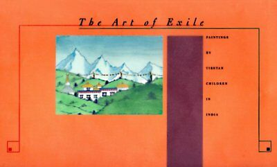 The Art of Exile: Paintings by Tibetan Children in India