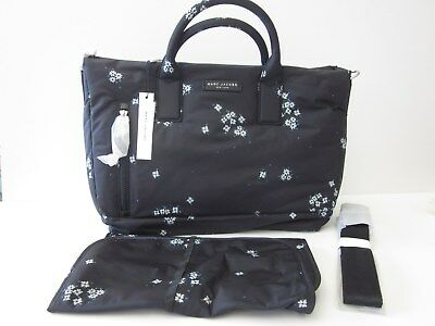 Marc Jacobs Nylon Floral Baby/Diaper Bag (MSRP $400)