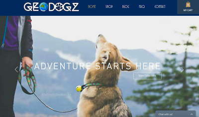 GEODOGZ Business Stock website Social Media Market Stall for sale Brisbane pet