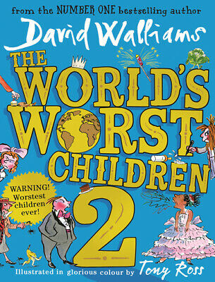 The world's worst children. 2 by David Walliams (Hardback) Fast and FREE P & P