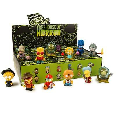 "Kidrobot x The Simpsons TREEHOUSE OF HORROR SERIES 3"" FIGURE *Choose HALLOWEEN"