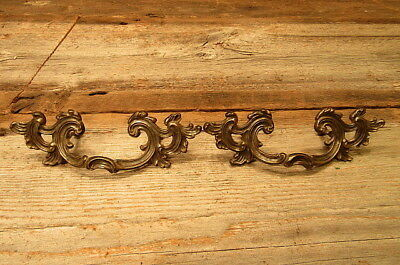 Set of 2 Keeler Brass Co KBC K-644 Vintage Victorian Drawer Pulls