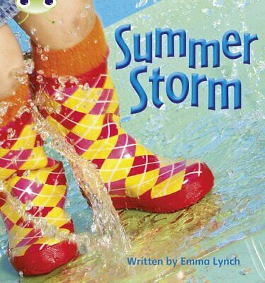 Bug Club Phonics Bug Non-fiction Set 11 Summer Storm by Lynch, Emma Paperback