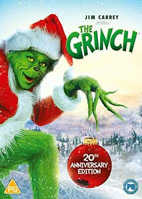 How The Grinch Stole Christmas [DVD] [2000] - DVD  S2VG The Cheap Fast Free Post