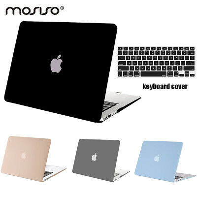 Mosiso Hard Cover Case for Macbook Pro 13 15 CD Drive 2012 2011 2010 2009 2008