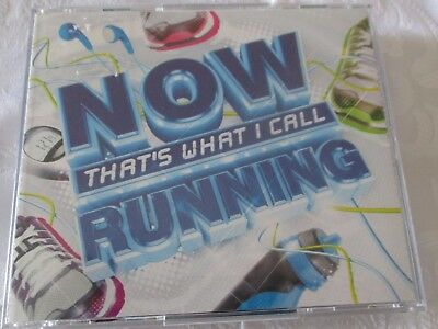 Various Artists : Now Thats What I Call Running (3CDs) (2012)