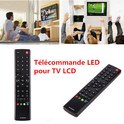 TV Remote Control Replacement for TCL RC3000E02 LED LCD TV Remote Control NEW!