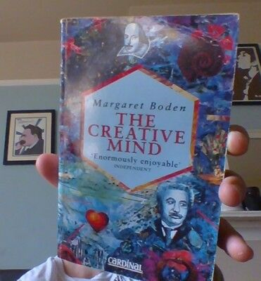 The Creative Mind: Myths and Mechanisms, Boden, Margaret A. Paperback Book