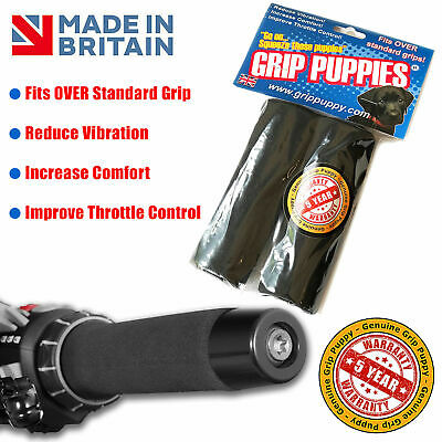 Motorcycle Grip Covers Fits All BMW Motorcycle Grips Free UK P&P Grip Puppies
