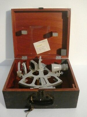 FREIBERGER Marine Sextant - No. 762180 -Boat /Nautical /Maritime (2709)