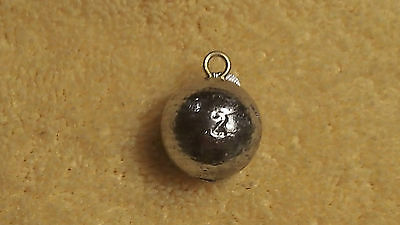 85pcs.3oz lead fishing weights cannon ball sinkers