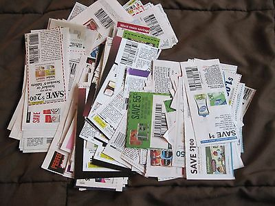 Grocery Store Coupons Group Of 40