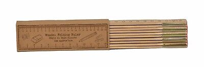 Wooden Folding Ruler 2m approx