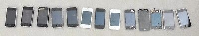 Apple Iphone Ipod Lot Salvage Unknown Condition As/is