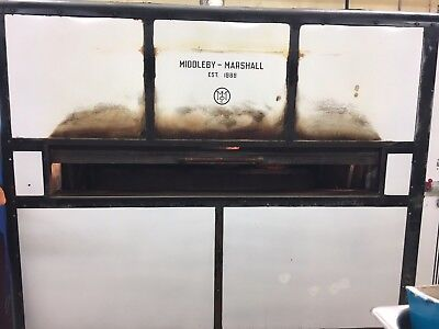 Middleby Marshall 6 Tray Rotating Pizza Oven