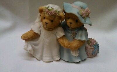 Cherished Teddie 789658 ~ Destiny and Kay ~ You've Never Looked More Beautiful